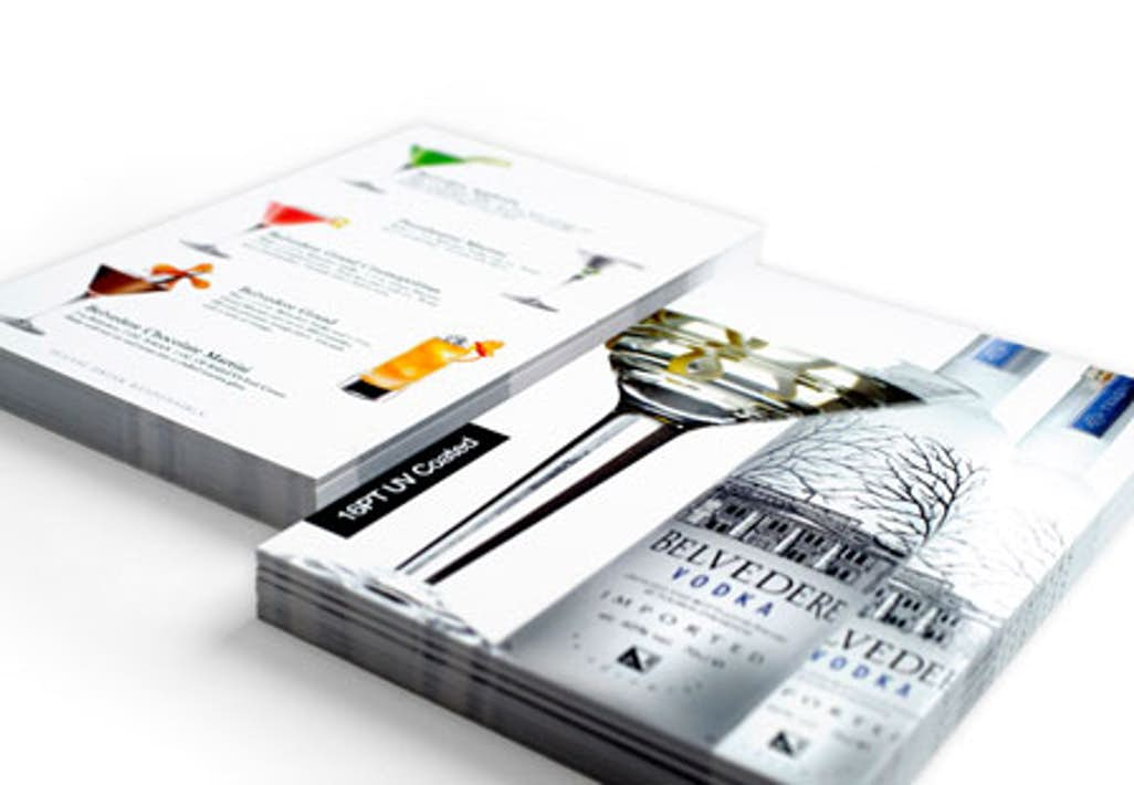 Custom business postcards affordable postcard printing primoprint choose a finish or style to view product pricing and options reheart Image collections